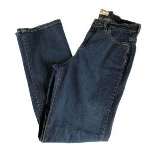 Levi's 512 Straight Leg Jeans Size 10